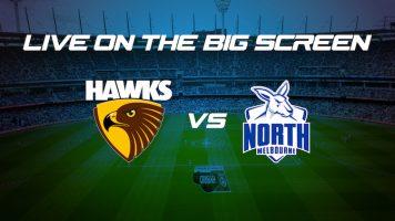 Hawks VS Roos
