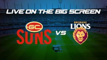 Suns VS Lions