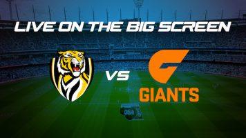 Tigers VS Giants