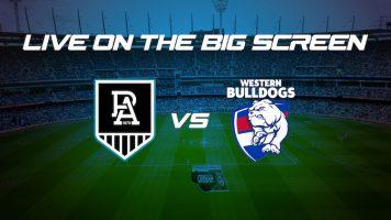 Port VS Bulldogs