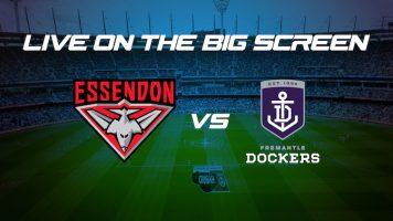 Essendon VS Dockers