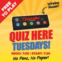 Quizzame Tuesdays - Coming Soon